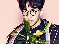 Lee Seung Gi для Vogue January 2015