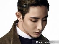 Lee Soo Hyuk для Esquire November 2015