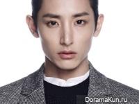 Lee Soo Hyuk для GQ September 2014