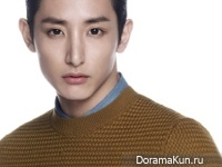 Lee Soo Hyuk для Vogue September 2014