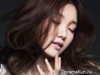 Lee Sung Kyung для BNT International February 2015 Part 2