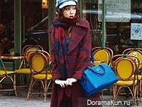 Lee Sung Kyung для CeCi November 2015 Extra
