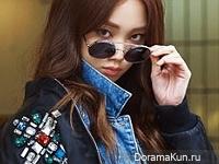 Lee Sung Kyung для CeCi November 2015
