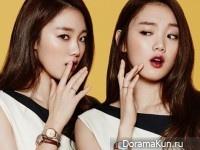 Lee Sung Kyung для High Cut 2015