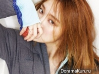 Lee Sung Kyung для High Cut Magazine Vol.140