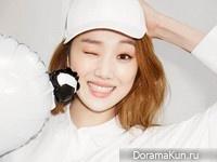 Lee Sung Kyung для LAP S/S 2015