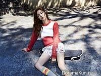 Lee Sung Kyung для Vogue Girl August 2015