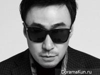 Lee Sung Min для Harper's Bazaar February 2015