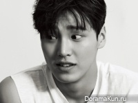 Lee Tae Hwan для Allure February 2015 Extra