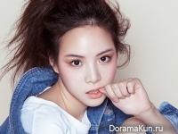 Lee Yeo Reum для Singles January 2015