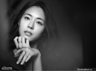 Lee Yeon Hee для Allure Korea November 2015 Extra