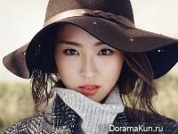 Lee Yeon Hee для The Celebrity November 2015