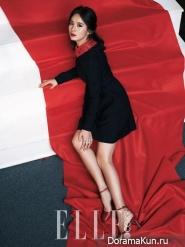 Lee Yong Woo и др. для Elle December 2014