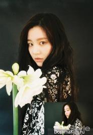 Lee Yoo Bi для InStyle May 2015 Extra