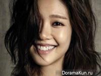 Lee Yoon Ji для Marie Claire October 2015
