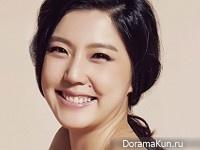 Lee Yoon Mi для Woman Sense November 2015