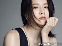 Lee Young Ae для Style Chosun Vol. 111