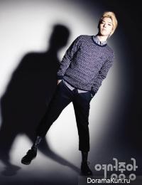 M.I.B (Kangnam) для Lady Joongang December 2014