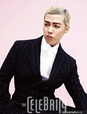 M.I.B (Kangnam) для The Celebrity December 2014 Extra