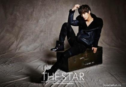 MBLAQ (Mir) для The Star January 2015