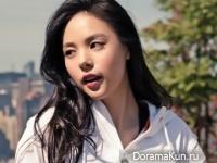 Min Hyo Rin для Barrel 2015 CF