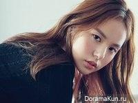 Min Hyo Rin для Elle August 2015