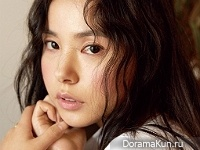 Min Hyo Rin для Vogue Girl December 2015
