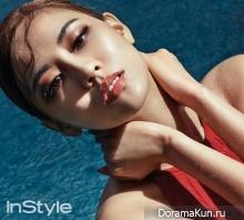 Fei (Miss A) для InStyle Korea July 2015