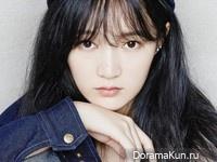 Miss A (Jia) для OhBoy! September 2015