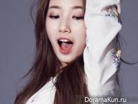 Miss A (Suzy) для Bean Pole S/S 2014