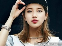 Miss A (Suzy) для MLB S/S 2015