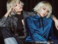 Choi Ara, Choi Jun Young для Style H August 2015