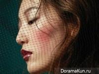 Choi Jun Young для Dazed October 2015