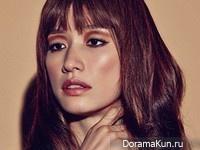 Park Sera, Han Eu Ddeum для Grazia June 2015