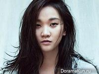 Jang Yoon Joo для Grazia August 2015