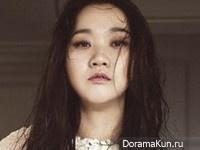 Jang Yoon Joo для Grazia July 2015