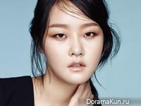 Kang Seung Hyun для Marie Claire September 2015