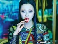 Kim Seung Hee для Vogue September 2015