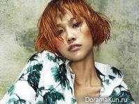Kim Won Kyung для Vogue October 2015