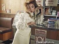 Lee Ho Jung для Vogue August 2015