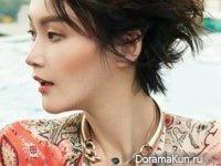 Lee Hye Jung для Style Jubu August 2015