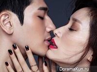 Park Sera для Singles June 2015