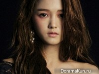 Nam Bo Ra для Beauty+ December 2014