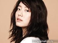 Nam Ji Hyun для InStyle January 2015
