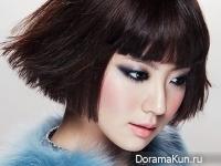Nam Ji Hyun для Singles January 2015