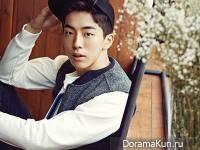 Nam Joo Hyuk для CeCi March 2014