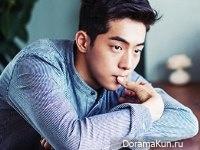 Nam Joo Hyuk для F.OUND October 2014