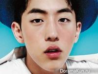 Nam Joo Hyuk для GEEK Magazine 2014