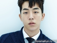 Nam Joo Hyuk для GQ October 2014