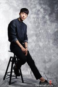 Nam Joo Hyuk для Hankooki 2015